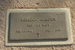 Rebecca Garden
