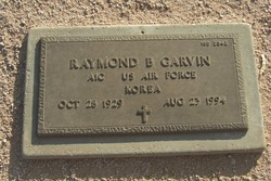 Raymond B Garvin