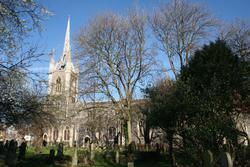 St Mary of Charity Churchyard