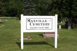 Maxville Cemetery