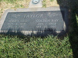 Golden Ray Taylor