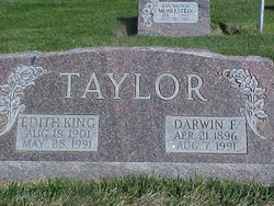 Darwin Frederick Taylor