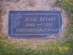 Pvt Jesse P. Bryant