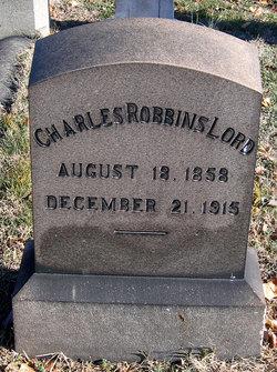 Charles Robbins Lord