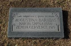 Augustina <I>Kuntz</I> Barabas