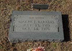 Adolph E. Barabas