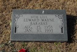 Edward Wayne Barabas