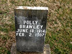 """Mary """"Polly"""" <I>Hittson</I> Brawley"""