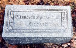 """Ophelia Elizabeth """"Elizabeth"""" <I>Spickerman</I> Hooker"""
