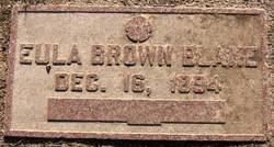 Eula <I>Brown</I> Blake