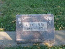 Viola L <I>Means</I> Frew