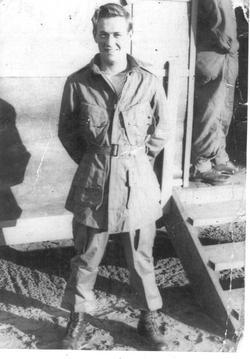 """Sgt Warren Harold """"Skip"""" Muck"""