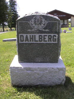 Rudolph Nathaniel Dahlberg