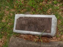 James Henry Saxon