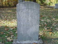 Thomas J Carroll