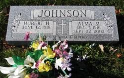 Alma M Johnson