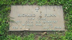 PFC Richard A. Flinn