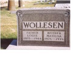 Louie G Wollesen