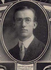 """John Morton """"Jack"""" Eshleman"""