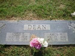 Addie Pauline <I>Evans</I> Dean