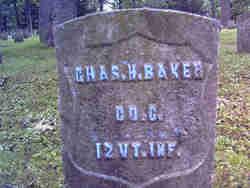 Charles H Baker