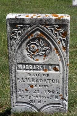 Margaret Ann Broatch