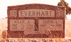 "Willie Albert ""Bill"" Everhart, Sr"