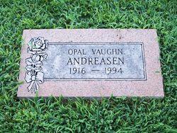 Opal Vaughn Andreasen