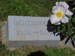 Gertrude Susan <I>Noxon</I> Carroll