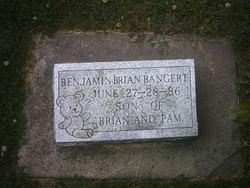 Benjamin Brian Bangert