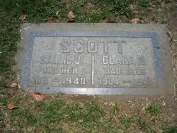 Clara Marie Scott