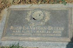 Ruth LaVaughn <I>Coplea</I> Dittus