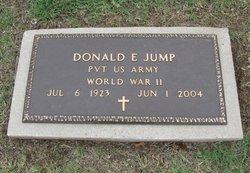 Pvt Donald E. Jump