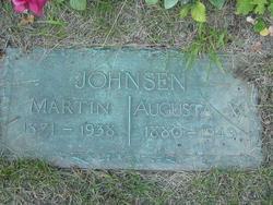 Augusta M. <I>Hansen</I> Johnsen