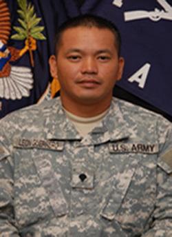 Sgt Brian S. Leon Guerrero