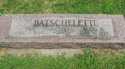 Louis Matthew Batschelette