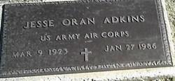 Jesse Oran Adkins