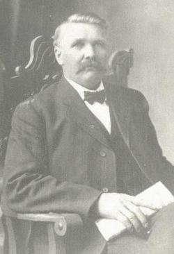 """Willard Benjamin """"W.B."""" Britain"""