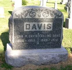"Evaline ""Narcissut"" <I>Grimes</I> Davis"