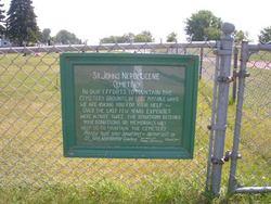 Saint Johns Nepomucene Cemetery
