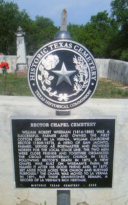 Rector Chapel Cemetery