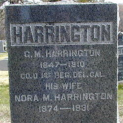 George M Harrington