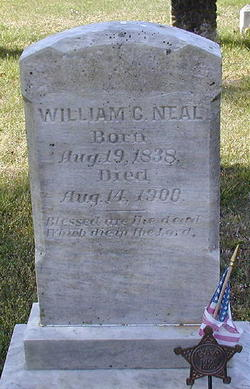 William C Neal