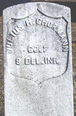 Julius H Chormann