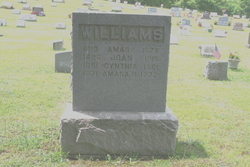 Amasa H Williams