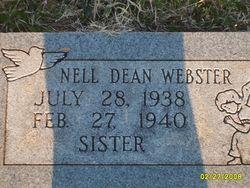 Nell Dean Webster