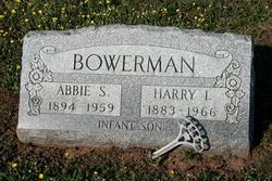 Abbie A. Bordner <I>Snyder</I> Bowerman