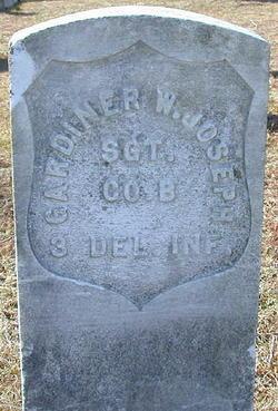 Gardiner W Joseph