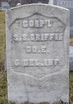 Corp Samuel S. Griffin