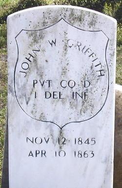 John W Griffith